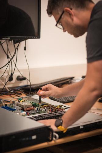 Neueste Servertechnologien